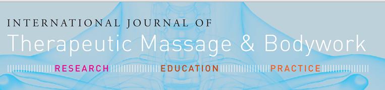 International Journal of Therapeutic Massage & Bodywork