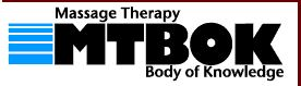 Massage Therapy Body of Knowledge (MTBOOK)