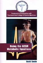 Using the ACSM Metabolic Equations